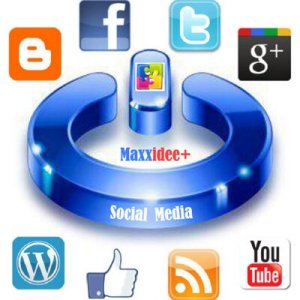 Maxxidee+ Logo