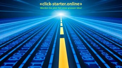 clickstarter.online - kick-starter.ch - maxxidee.online